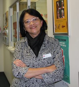 Peer support key to Aline's supervision