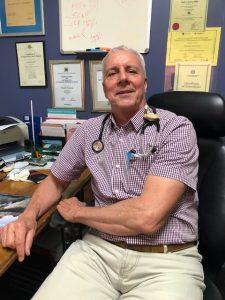 Supervisor profile – Simon Hosking