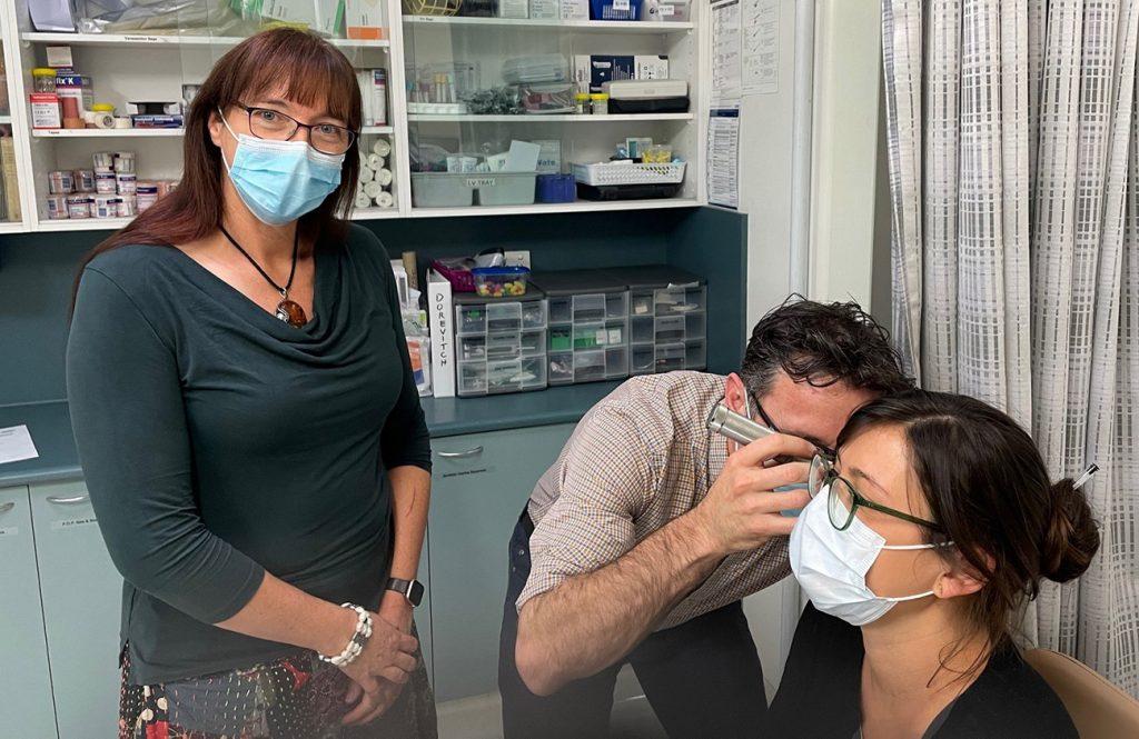 Supervisor Profile – Dr Libby Garoni